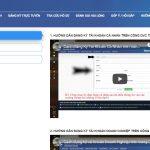 UBND Thủ Dầu Một nhận nộp hồ sơ xin giấy phép xây dựng trực tuyến