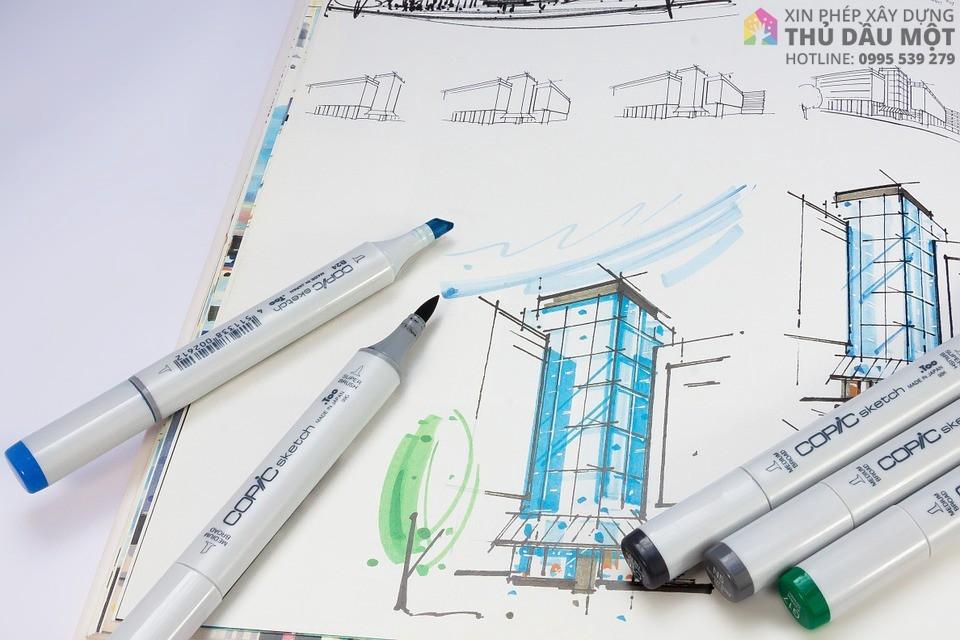 6 loại giấy tờ khi xin phép xây dựng tại Thủ Dầu Một