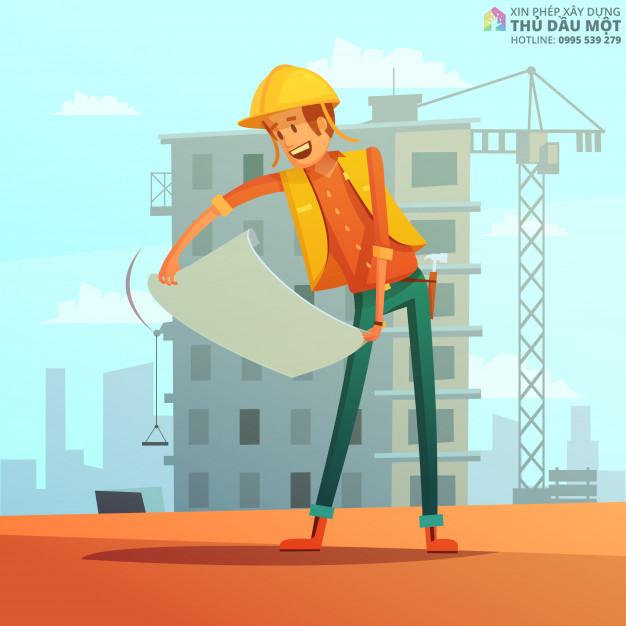 Sau khi có giấy phép xây dựng, Bạn có thể an tâm thi công.
